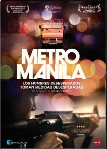 Metro Manila (Import Movie) (European Format - Zone 2) (2014) Jake Macapagal; John Arcilla; Althea Vega; Jm