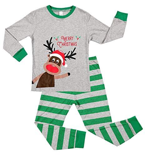 Toddler boy Reindeer Pajamas