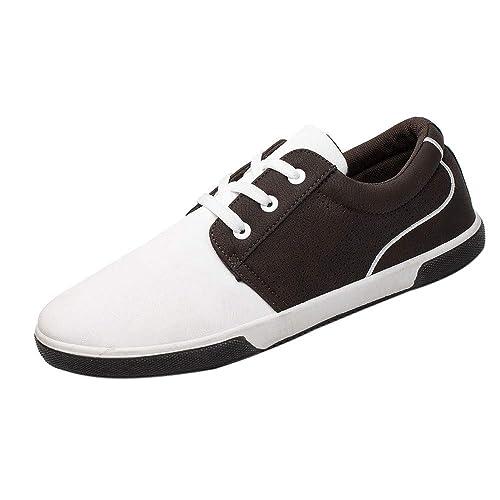 Moda Zapatillas Hombre Zapatos Hombre Btruely Herren zapatos Hombre 2018 Zapatillas otoño Mocasines Casuales Zapatos de conducción Casual y cómoda Estilo: ...