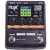 ANYSUN@NUX Drive Force Modeling Stomp Simulator Guitar Effect Pedal 10 Modeling Stompbox Models