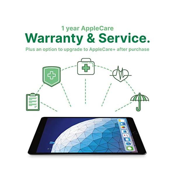 "Apple iPad Air | 10.5"" | 3rd GEN | WI-FI | 64GB | Grey | 2019 | (Renewed) 5"
