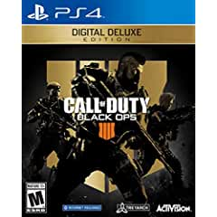 Activision's Call of Duty: Black Ops 4 is Available Now Worldwide