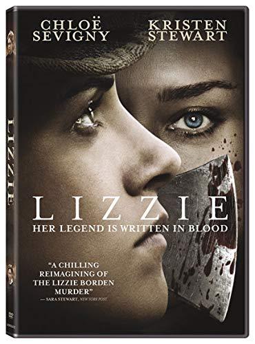 Book Cover: Lizzie