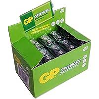 Gp Batteries Gp1604G Greencell 6F22/1222/9V Pil, 9 Volt, 10'Lu Kutu