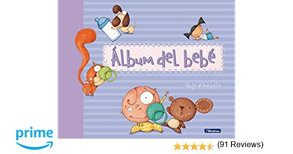 Álbum del bebé (El libro del bebé): Amazon.es: Ana Zurita ...