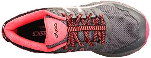Sur Gel De Entraînement diva Pink Asics Carbon Pour 3 sonoma Femme Course Chaussures Route silver xfqRId8