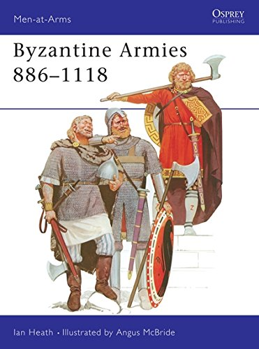 BEST! Byzantine Armies 886–1118 (Men-at-Arms) ZIP