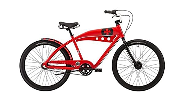 Felt Red Baron Cruiser, color rojo, tamaño talla única: Amazon.es ...