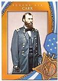 Eugene Asa Carr 2009 Topps American Heritage Heroes Medal of Honor #MOH-1 - Civil War