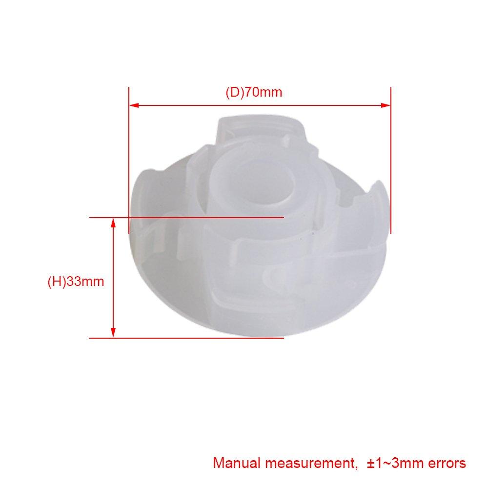 BQLZR - Kit de reparación de agitador de lavadora de plástico para ...
