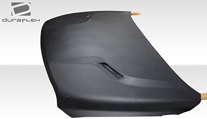 1 Piece Extreme Dimensions Duraflex Replacement for Universal MPR 6 Hood Scoop