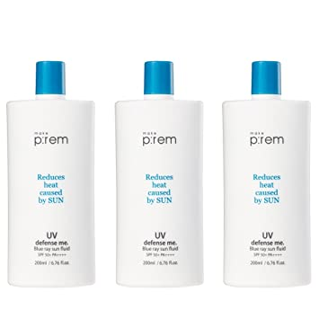 Amazon.com: Make P: REM UV Defense Me. Azul Ray Sun SPF 50 + ...