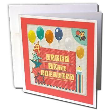 Amazon Beverly Turner Birthday Design 19th Birthday