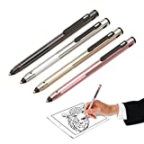 Ipad Active Stylus-Capacitive Digital Pen The Nib Can Stand Wear And Tear With Portable Pencil Hanger Special For Ipad Pro/IOS 11.3 Ipad,Black
