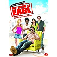 Dvd My Name Is Earl Season 2 - 4 Disc
