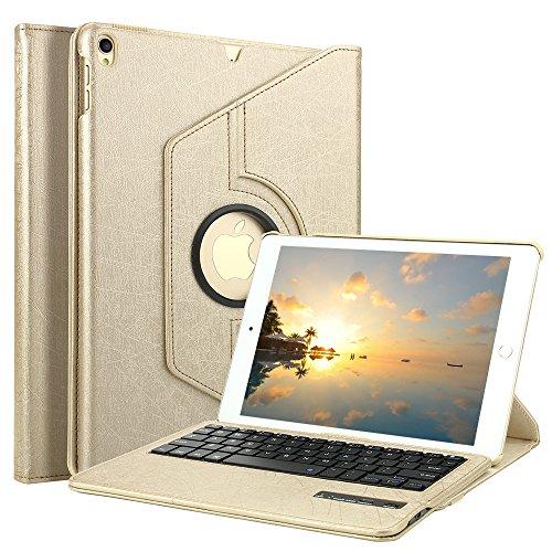 Boriyuan iPad Case with Keyboard for iPad Air 2019(3rd Generation) 10.5