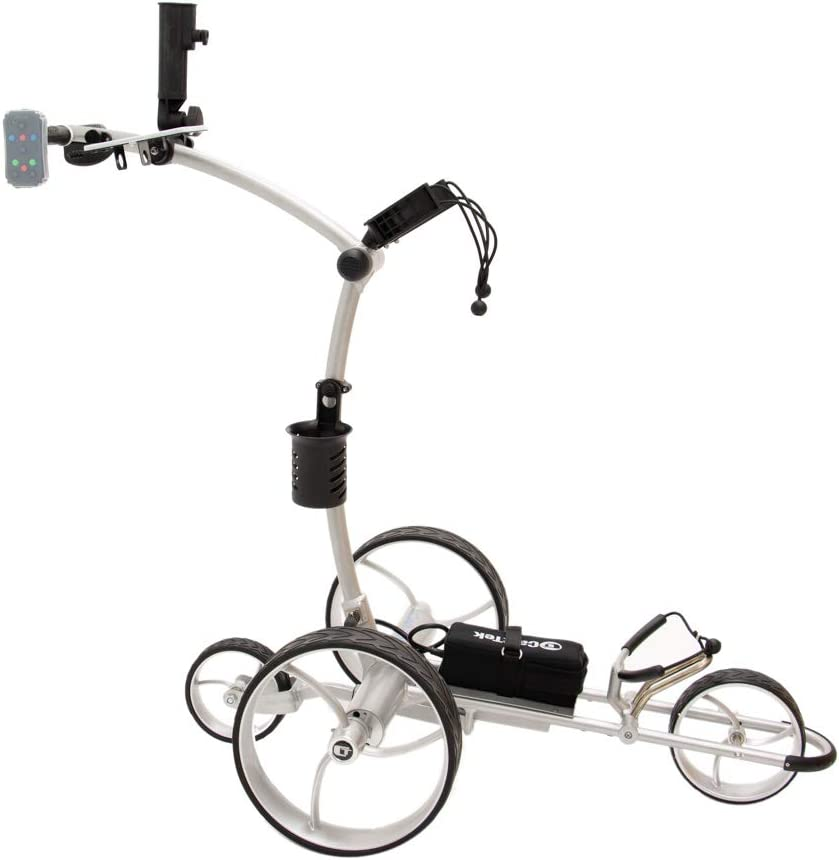 Cart-Tek Electric Golf Pushcart with Remote Control