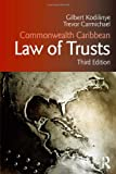 Commonwealth Caribbean Law of Trusts and Equitable Remedies, Gilbert Kodilinye and Trevor Carmichael, 0415663458