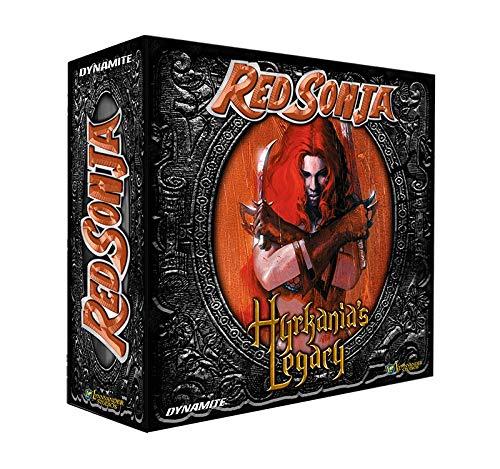 Red Sonja Hyrkania's Legacy Board Game (Dynamite) - New/Sealed! ()