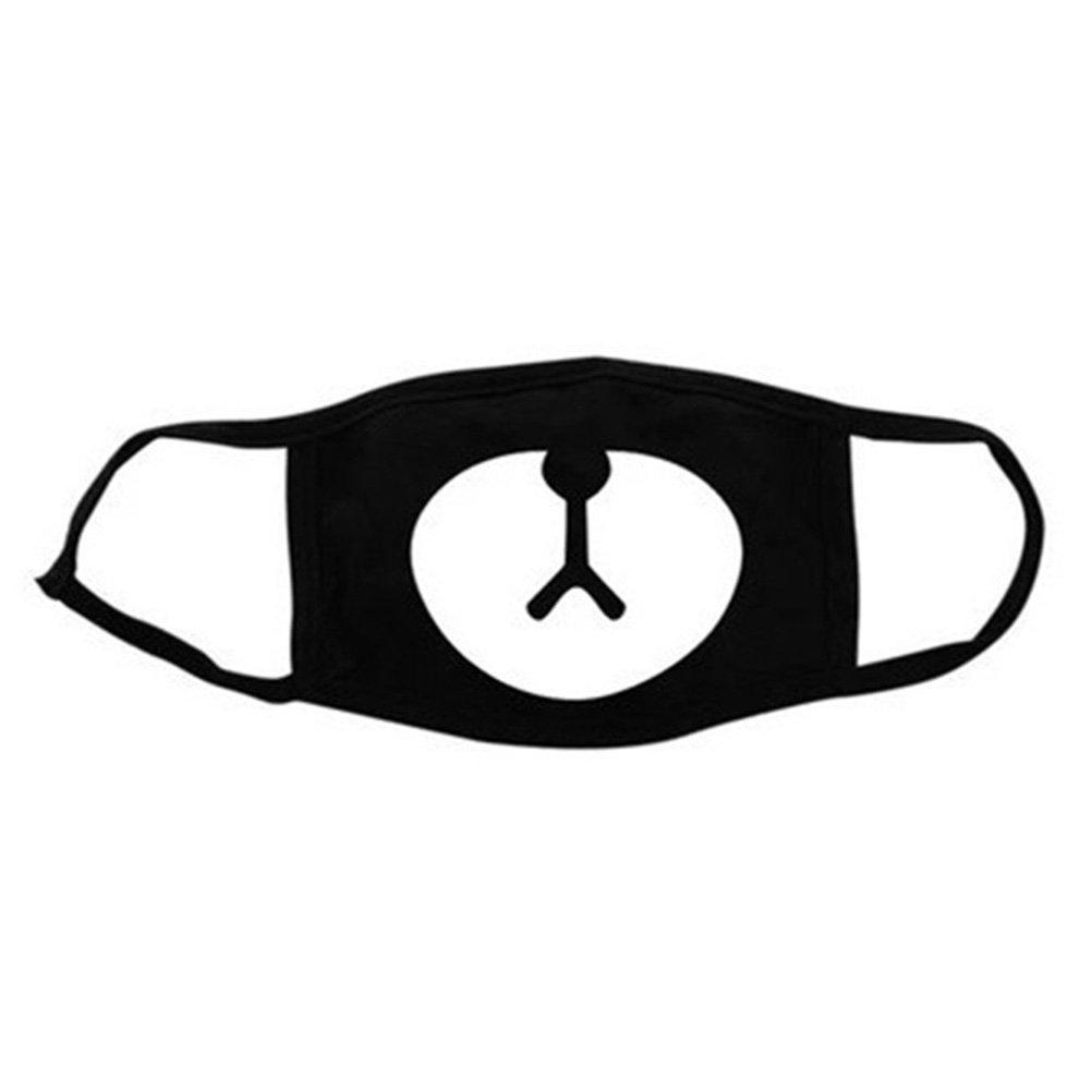 WINOMO Unisex EXO Baumwolle Mund Gesicht Maske Anti-Staub