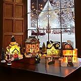 ZornRC Christmas Village Sets - LED Lighted