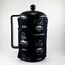 French Press Cozy, 12 Cup