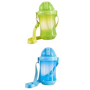 D DOLITY 2piezas Botella de Agua para Bebé Bolsas Térmicas Calienta Biberones Calentadores de Comida