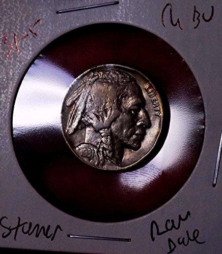 Buffalo Nickel 1931 S Ch Bu Rare Date Beauty Full Horn Stunner