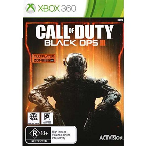 Call of Duty Black Ops 3 Xbox 360 (Online 360 Xbox Games)
