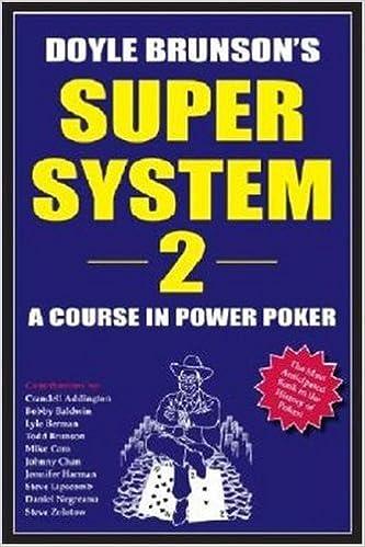 Doyle brunson poker book manhattan slots mobile casino