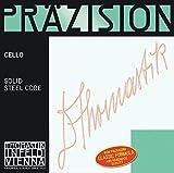 Thomastik-Infeld 784 Precision, Cello Strings, Complete Set, 1/2 Size, Steel Core