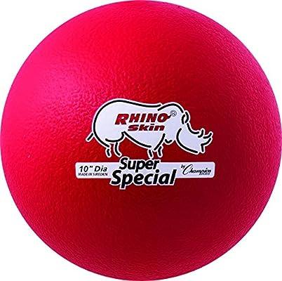 S/&S Worldwide Gator Skin Softi Ball-Orange Toy Play Durable MYTODDLER New