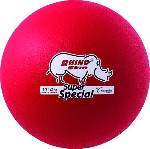 (Champion Sports Super Special Rhino Skin Ball)