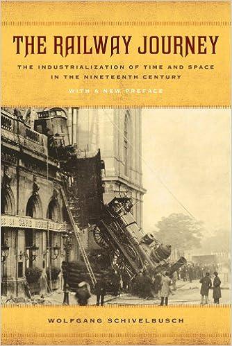 Amazon com: The Railway Journey: The Industrialization of
