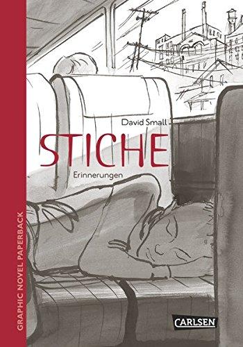 Graphic Novel Paperback: Stiche