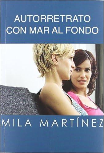 Autorretrato Con Mar Al Fondo de Mila Martínez