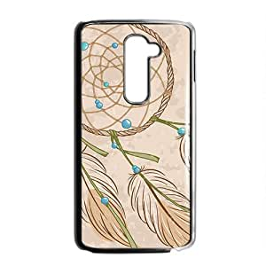 Sunrise Dreamcatcher Feather Mayan Aztec Tribal Phone Case for LG G2