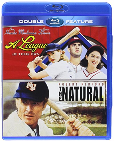 League of Their Own, a (1992) / Natural, the - Set [Blu-ray]