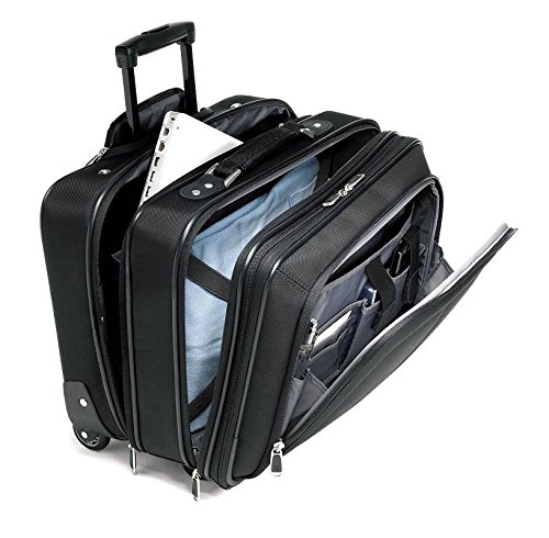 11021-1041 Samsonite Carrying Case for 17'' Notebook - Black - Ballistic Nylon by Samsonite (Image #1)