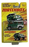 Matchbox '68 Toyota Land Cruiser (FJ40) Green