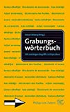 Grabungswörterbuch: Alle wichtigen Begriffe in 8 Sprachen