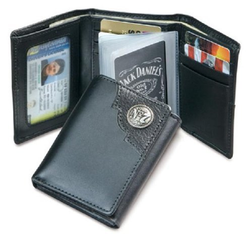 RICO Industries Jack Daniels Distillers Choice Trifold Wa...