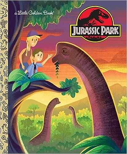 Descargar Jurassic Park Little Golden Book (jurassic Park) Epub