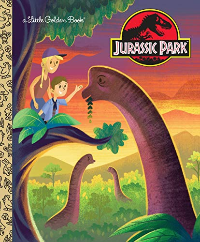 Jurassic Park Little Golden Book (Jurassic