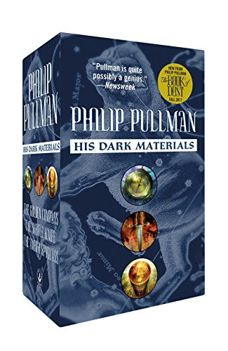 His Dark Materials Trilogy (The Golden Compass / The Subtle Knife /The Amber Spyglass)