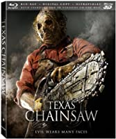 Texas Chainsaw [3D Blu-ray + Blu-ray + Digital Copy + UltraViolet] from Lionsgate