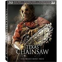 Texas Chainsaw on 3D Blu-ray / Blu-ray / Digital HD