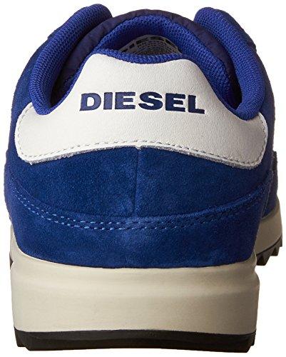 Diesel Mens V-staffetta S-snabbare Ii Mode Gymnastiksko Skymning Blå / Vit
