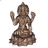 Brahma Idol In Brass Hindu Religion God Sculpture