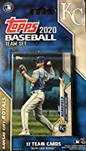 Kansas City Royals 2020 Topps Factory Sealed Special Edition 17 Card Team Set with Salvador Perez and Jorge Soler Plus